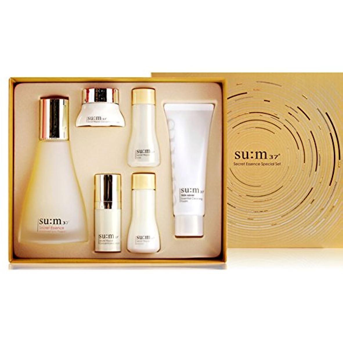 核巻き取り乱用[su:m37/スム37°] SUM37 Secret Essence SPECIAL 100ml Limited Edition/シークレットエッセンススペシャルリミテッドエディション+[Sample Gift](海外直送品)