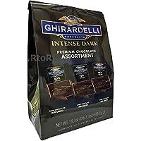 GHIRARDELLI (ギラデリ) ダークチョコレート 3種類(543g/51個入り)60%/72%/86% 高カカオチョコ