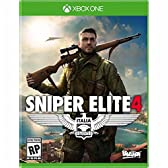 Sniper Elite 4 Day One Edition XBOX ONE スナイパーエリート4日 ワンエディション 北米英語版 [並行輸入品]