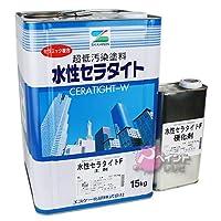エスケー化研 水性セラタイトF 淡彩色 15.75kg SR-104