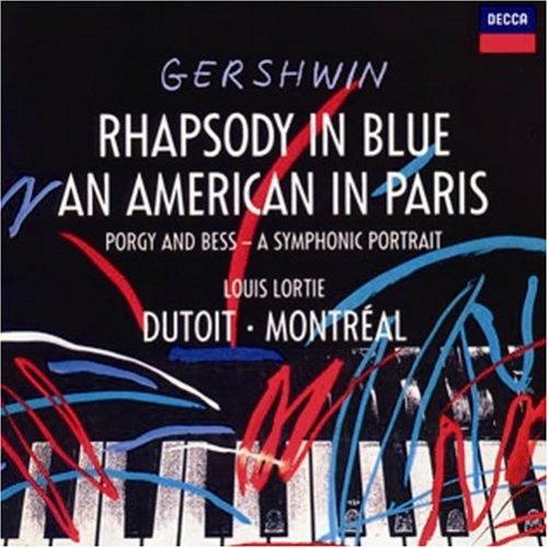 ガーシュウィン:パリのアメリカ人