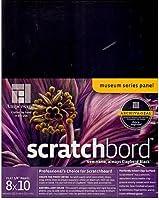 アンパサンドScratchbord ( 8x 10in。)2個SKU # 1828407MA