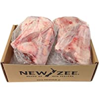 NEWZEE ラムシャンク ニュージーランド 【100% 牧草ラム】 4 x 350g シャンク (1.4kg) 【冷凍】 - NEWZEE Lamb Shanks from New Zealand - 4 x 350g Shanks (1.4kg) [100% GRASS FED] [FROZEN] Lamb Hind Leg