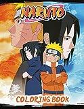 Naruto Coloring Book: Great Coloring Pages For Kids , Naruto And Sasuke