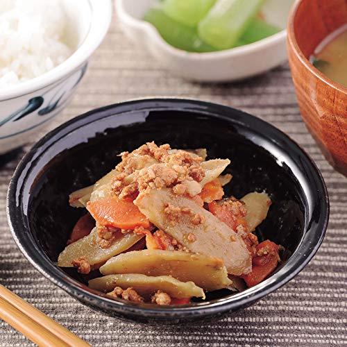 ごぼうの鶏そぼろ和え 500g (rns241269) 【高齢者でも食べられるやわらか惣菜】