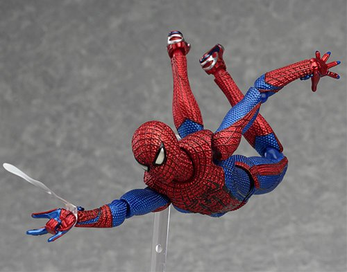 Figma The The The Amazing Spider-Man Non-Scale Abs and Pvc Painted Action Figure New 965c5a