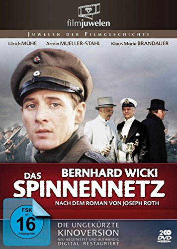Das Spinnennetz (2 Dvds) (Film [Import allemand]