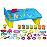 Play Doh - Play 'n Store Table inc 6 Tubs & Accessories
