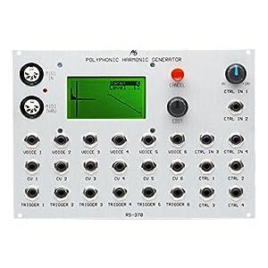 Analogue Systems RS-370 Poly Harmonic Generator ポリフォニックハーモニックジェネレーター 加算合成シンセシス ユーロラック モジュラー シンセサイザー
