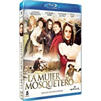 The Lady Musketeer [Blu-ray]