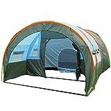 (アスボーグ)ASVOGUE おしゃれ 丈夫アウトドア 便利 5-8人用 防水デザイン キャンプ テント(キャンプ/クライミングなどの場合に適用)