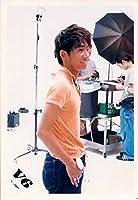 V6・【公式写真】・三宅健・JCロゴ・生写真【スリーブ付 】m 20