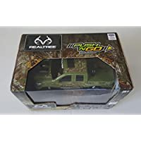 Realtree Green Camouflage Push n Go Powered Ford F-250 Toy Truck