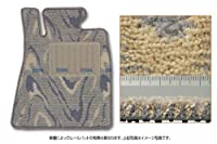 ◇純正品以上の形状マッチにこだわった 車種専用カーマット カローラ・ルミオン(19/10~25/1)用 品番:Corolla-13-1 DX-12 セイブルベージ