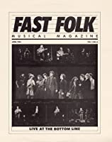 Vol. 1-Fast Folk Musical Magazine (4) Live at