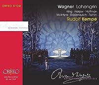 ワーグナー:歌劇《ローエングリン》 1967年 バイロイト祝祭音楽祭 ライヴ[3枚組]