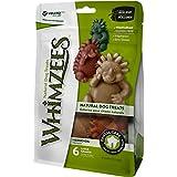 Whimzees Hedgehog Dental Treat Bag of 6
