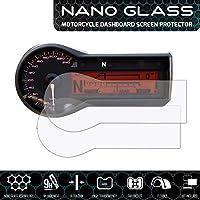 Speedo Angels NANO GLASS スクリーンプロテクター用: BMW R1200 R/RS (2015+) x 2