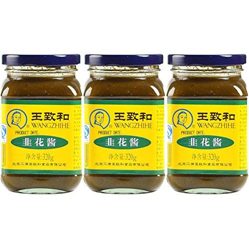 王致和 韮菜花醤 320g×3個
