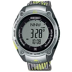 [プロスペックス]PROSPEX 腕時計 アルピニスト 富士山世界遺産記念モデル  「夏富士」 ソーラー ハードレックス 日常生活用強化防水(10気圧) SBEB035 メンズ