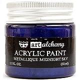 プリママーケティングアートalchemy-metallique-midnightスカイ