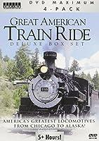 Dvd Max: Great American Train Ride