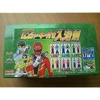 【入浴剤】 海賊戦隊ゴーカイジャー レンジャーキー付き入浴剤 BOX