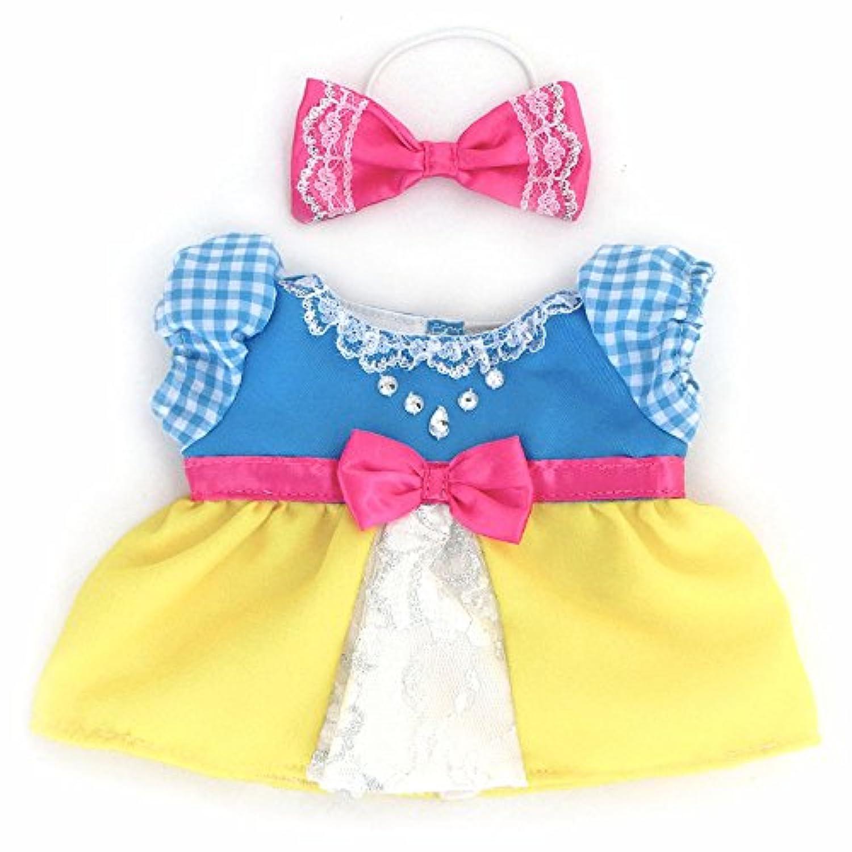 マザーガーデン Mother garden うさももドール 着せ替え人形 服 メルヘン ワンピース Mサイズ用 お人形遊び きせかえ ドール 着せ替え服