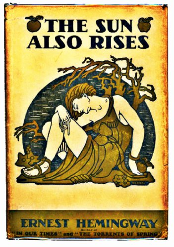 the conflict and rebellion in the sun also rises a novel by ernest hemingway Confusion in his novel the sun also rises using his and ideological conflict it also gave rise to a new hemingway, ernest the sun also rises.
