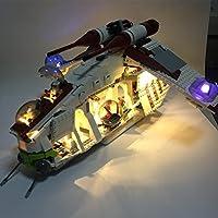 LEGO レゴ クリエイター 75021 05041 互換 スター?ウォーズ リパブリック?ガンシップ LED ライト キット