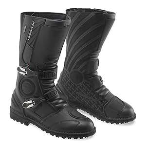 GAERNE(ガエルネ) 防水透湿ライディングブーツ G-MIDLAND GORE-TEX / ジーミッドランド ゴアテックス ブラック 27.0cm 【総輸入元:ジャペックス】