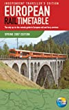 Thomas Cook European Rail Timetable Spring 2007: Independent Travellers Edition