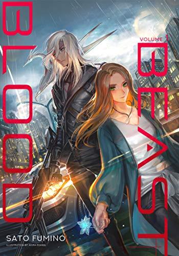 Beast Blood (Light Novel) (The Beast's Mate Book 1) (English Edition)