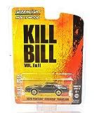 "GREENLIGHT 1:64SCALE HOLLYWOOD  ""KILL BILL"" ""1979 PONTIAC FIREBIRD TRANS AM""(BLACK)  グリーンライト 1:64スケール ハリウッド  「キルビル」「1979 ポンティアック ファイヤーバード トランザム」(ブラック) シリーズ10 [並行輸入品]"