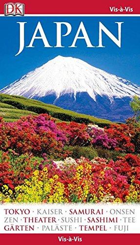 Vis-à-Vis Reisefuehrer Japan: mit Mini-Kochbuch zum Herausnehmen