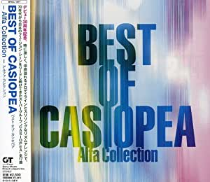 BEST OF CASIOPEA-Alfa Collection-