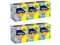 Kimberly-Clark Professional Kleenex Anti-Viral Facial Tissue Cube (?Pack of 6)