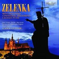 Zelenka: Missa Dei Patris, Psalms & Capriccios by Virtuosi Saxoniae (2013-10-29)