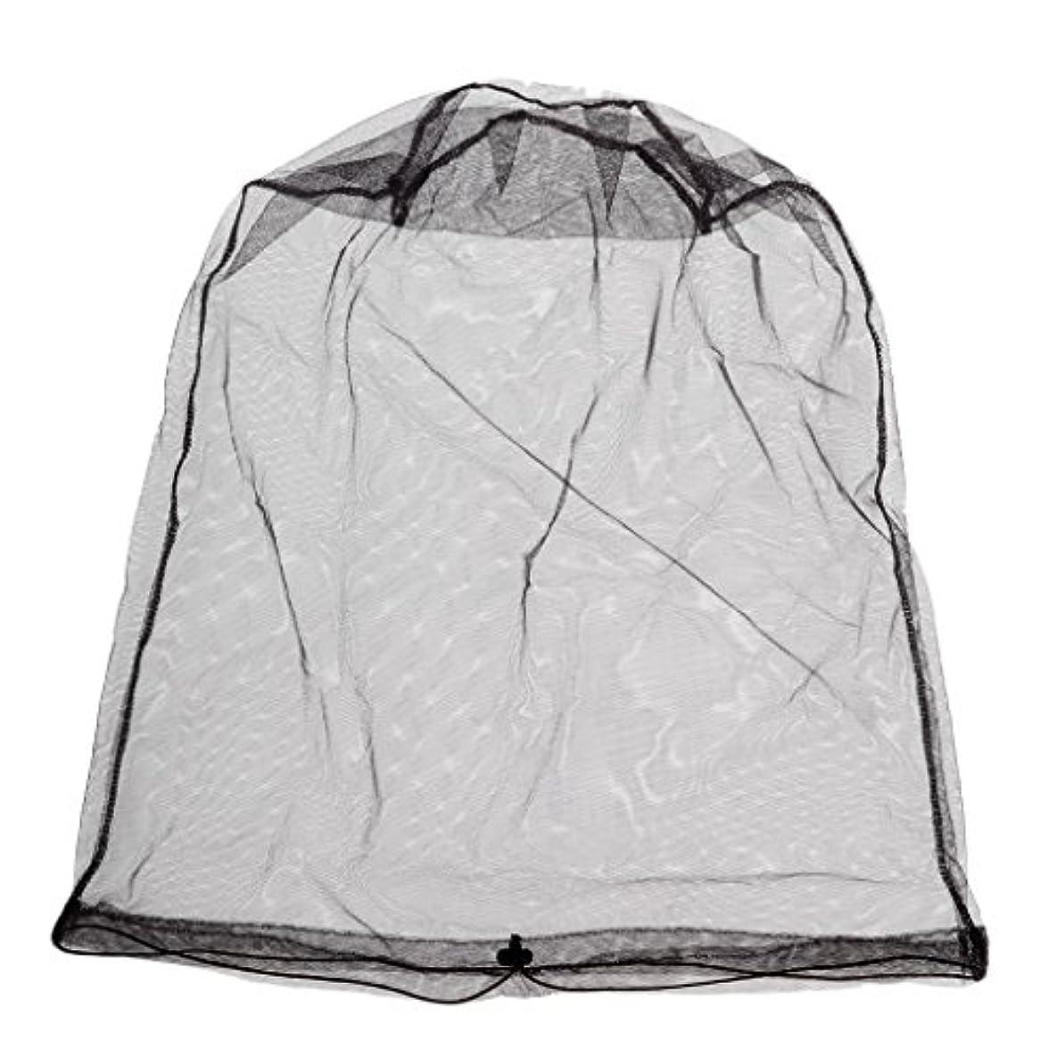 作り租界参照CUTICATE 全3色 ヘッドネット 蚊除け 虫よけ メッシュネット 防蚊フード 軽量 通気性 アウトドア 農作業