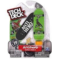 Tech Deck Antihero スケートボード ウルトラレア シリーズ8 Raney Beres フィンガーボード