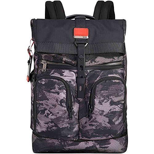 (トゥミ) Tumi メンズ バッグ パソコンバッグ Alpha Bravo London Roll-Top Laptop Backpack [並行輸入品]