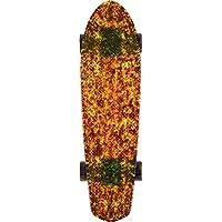 """Globe Bantam Clears Skateboard Tortoise Shell Taille 24"""""""