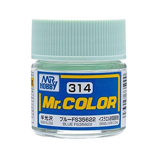 GSIクレオス Mr.カラー C314 ブルー FS35622