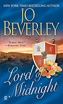 Lord of Midnight (Signet Historical Romance) by [Beverley, Jo]