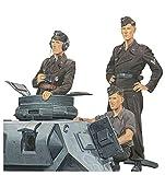 プラッツ 1/35 第二次世界大戦 ドイツ軍 第10装甲師団 第7戦車連隊 戦車兵 スモレンスクの戦い 1941 プラモデル DR6655
