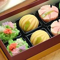 「関西スイーツ」セレクション【明月庵本舗】季節の上生菓子ギフト 10個入