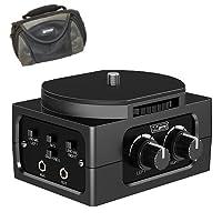 Sony dcr-trv130ビデオカメラ外部マイクxm-ad2デュアルチャネルxlr-miniオーディオアダプタfor DSLRの、ビデオカメラ、Proビデオcameras- with sdc-26ケース