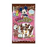 つくるおやつ ディズニー・パティシエ~チョコレートをつくろう~ 6個入 食玩・手作り菓子 (ディズニー)