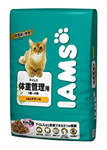 アイムス (IAMS) 体重管理用 チキン味 7.5kg 猫用