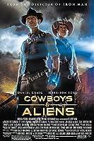 """ポスターUSA–Cowboys And Aliens映画ポスター光沢仕上げ–mov750 24"""" x 36"""" (61cm x 91.5cm)"""